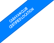 Brundcliffe Farm is a Caravan Club Certificed Location